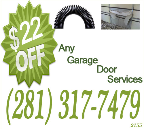 Local Garage Door Repair League City Texas